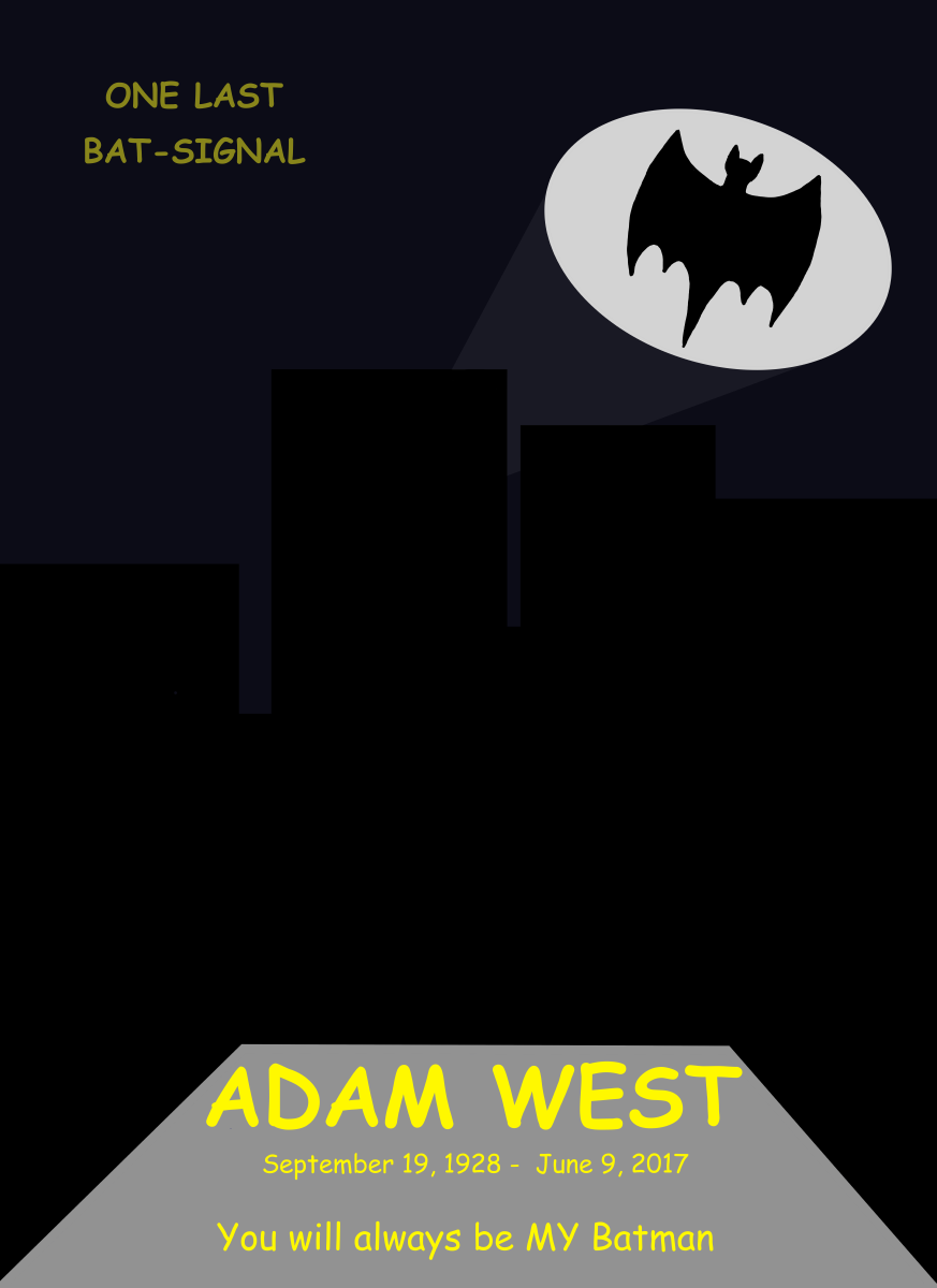 Adam West Trubute