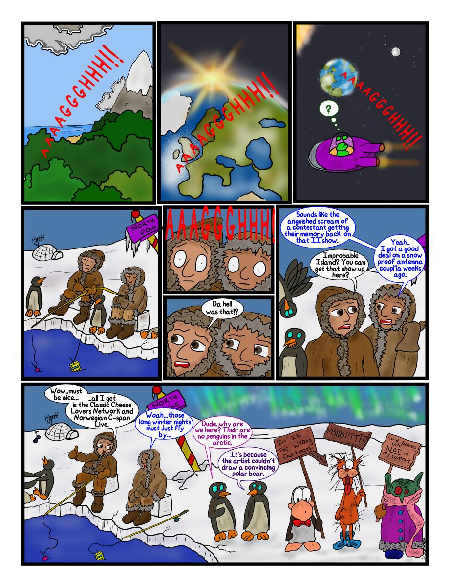 Page 122 The scream heard round the world