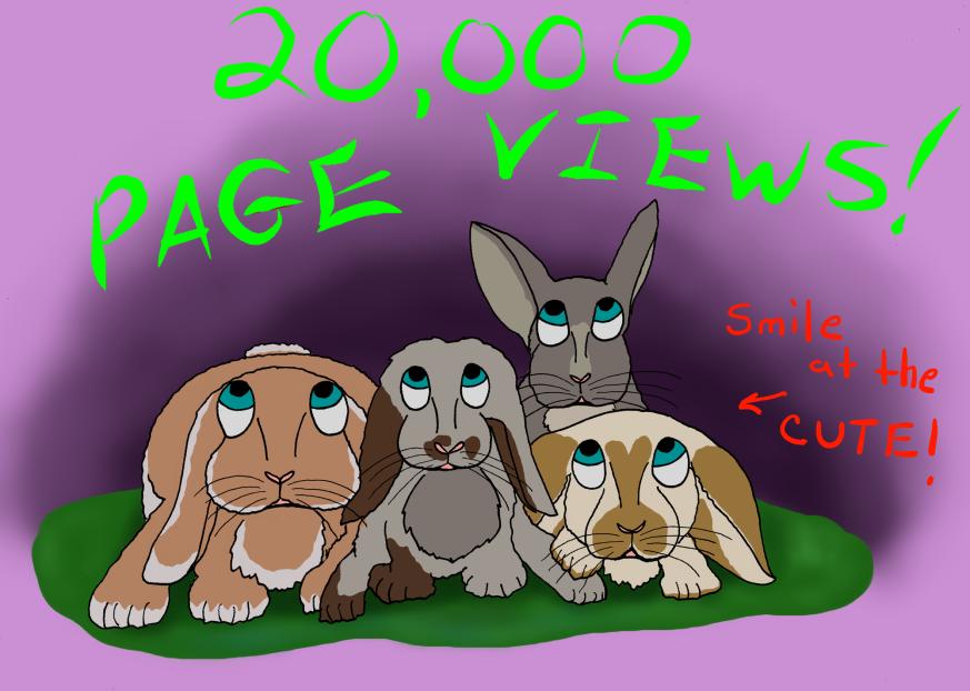 20,000 VIEWS